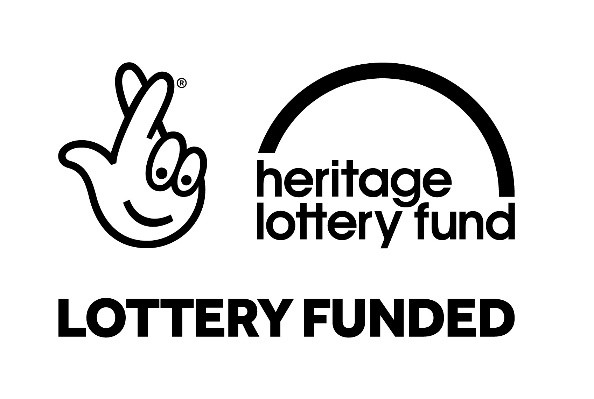 Heritage Lottery Fund logo (black and white)