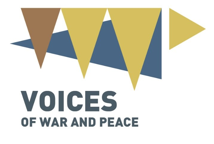 Voices of War & Peace Logo